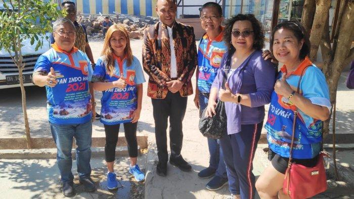 Serba Serbi Pan Indo Hash Kupang 2019 Hari Pertama