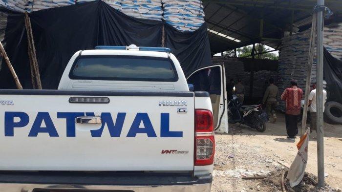 Gudang Pupuk di Banjar Baru Tulangbawang Dipastikan Tak Berizin