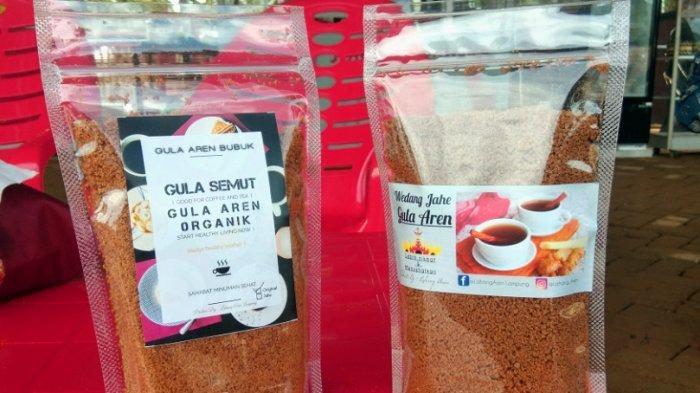 Gula Semut Produksi Hari Diminati Warga Jabodetabek