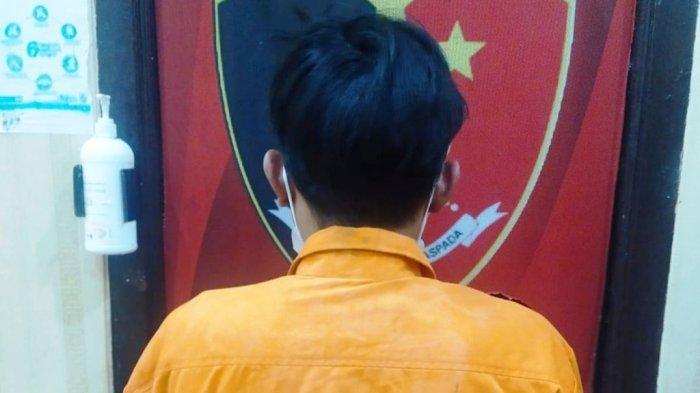 Polres Tanggamus Lampung Menangkap Oknum Guru Mengaji yang Jadi Pelaku Tindak Asusila
