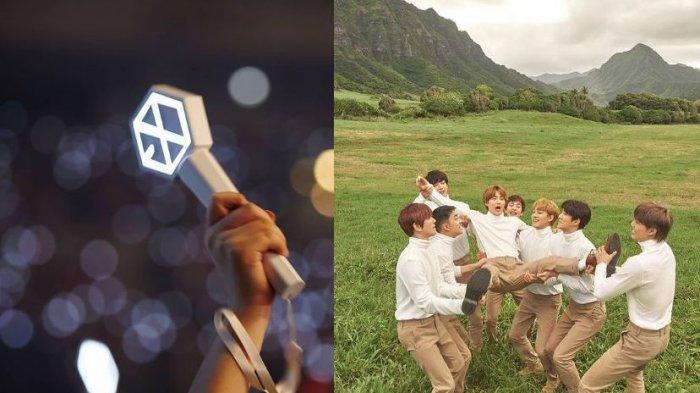 H-1 Comeback EXO, Ini List lagu EXO untuk EXO-L