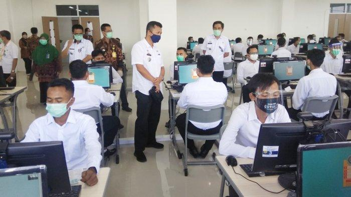 16 Peserta Tes SKB CPNS 2019 Pemprov Lampung Dipastikan Gagal Jadi PNS