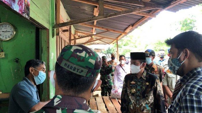Harga Beras di Lampung Utara Masih Stabil