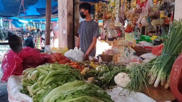 Harga Buncis di Pasar Gisting Tanggamus Lampung Tinggi Rp 12.000/kg