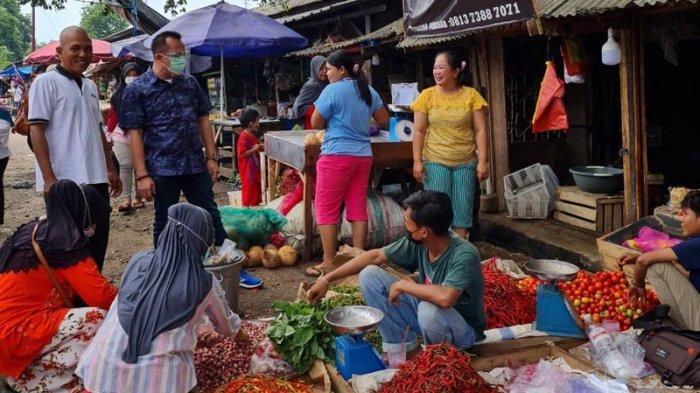 Harga Cabai Merah di Pasar Tradisional Lampung Utara Naik Rp 6 Ribu per Kg