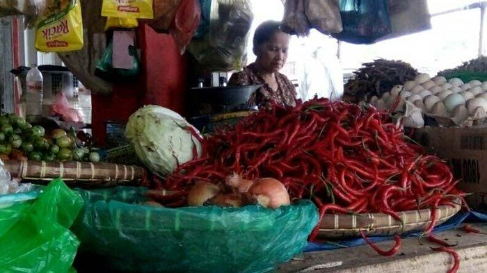 H+6 Lebaran 2020, Harga Cabai Merah Anjlok dan Harga Bawang Merah Naik Jadi Rp 55 Ribu per Kg