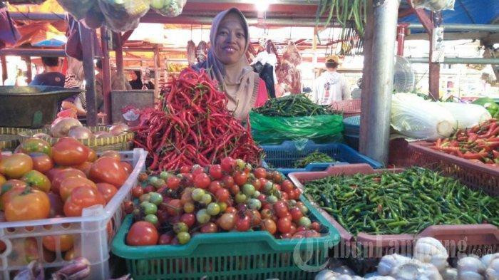Harga Cabai Merah Naik di Lampung Selatan, Sekarang Rp 60 Ribu per Kilogram