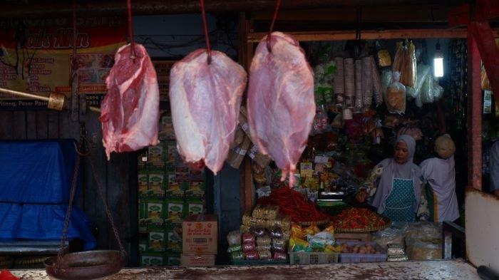Harga Daging Sapi di Bandar Lampung Turun, Kini Rp 130 Ribu per Kg