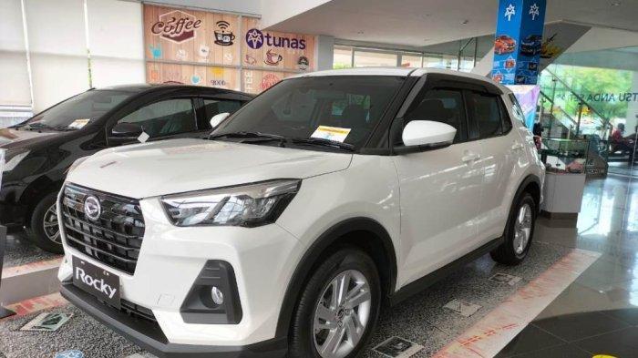 Info Mobil Terbaru, Harga dan Spesifikasi Daihatsu Rocky 2021