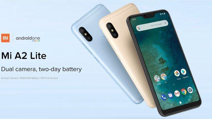 Harga dan Spesifikasi Xiaomi Mi A2 Lite, Ponsel Dual Kamera dengan Harga Ekonomis