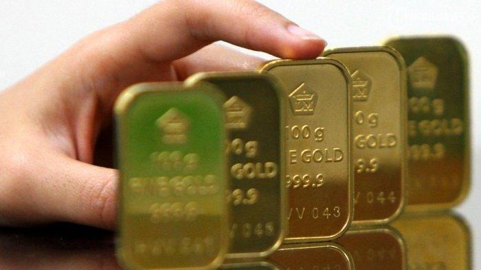 Harga Emas Hari Ini Kamis 13 Februari 2020, Simak Harga Beli Logam Mulia dan Harga Jual Logam Mulia