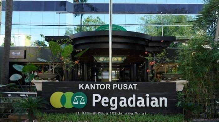 Harga Emas Hongkong 24 Karat di Pegadaian Area Lampung Turun Rp 70 Ribu per Gram