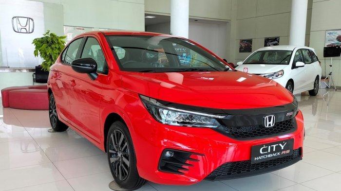 Info Mobil Terbaru, Honda City Hatchback 2021 Dibanderol Mulai Rp 290 Juta