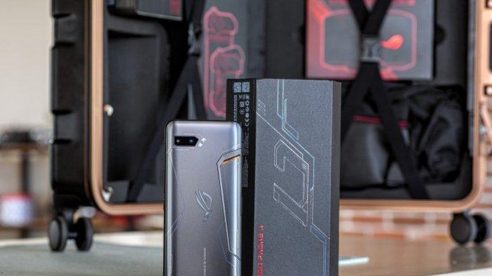 Harga HP Asus ROG Phone II dan Spesifikasinya di Indonesia, Ponsel Gaming Anyar