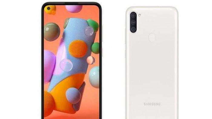 Harga HP Samsung A11 2021 Baru, Spesifikasi Cukup Mumpuni