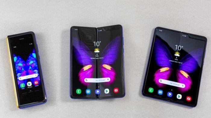 Harga Samsung Galaxy Fold dan Spesifikasi, Bisa Pre-order Samsung Galaxy Fold