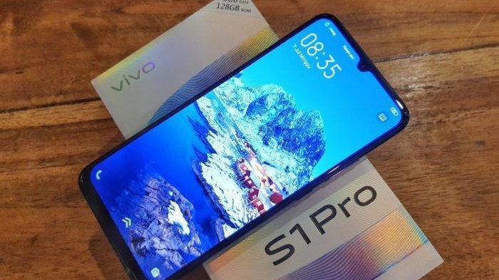 Harga HP Vivo S1 Pro, Spesifikasi RAM 8 GB dan Chipset Snapdragon