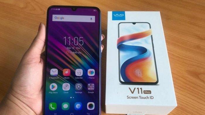 harga HP Vivo V11