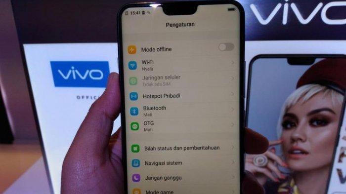 Harga HP Vivo V9