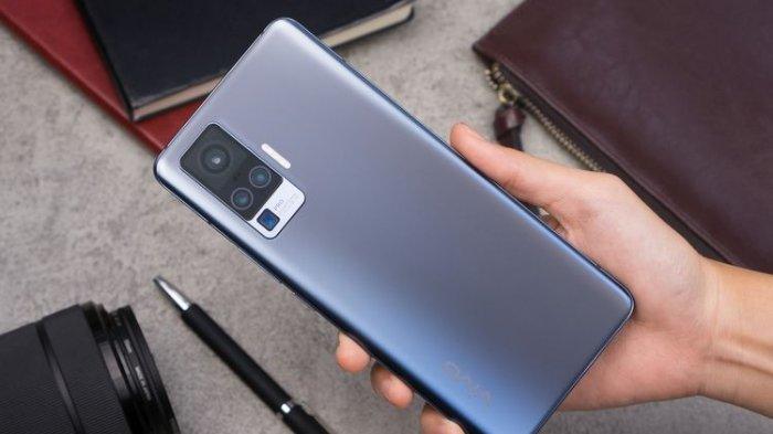 Harga HP Vivo X50 Dibanderol Rp 6 Jutaan