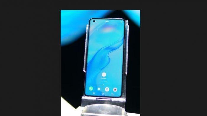 HP Vivo X50 Pro dengan snapdragon 765G 5G
