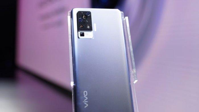 Snapdragon 765G 5G HP Vivo X50 Pro