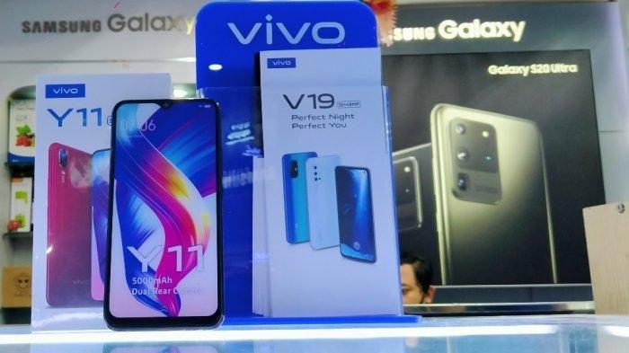 Harga HP Vivo Y11 3/32 GB Rp 1 Jutaan