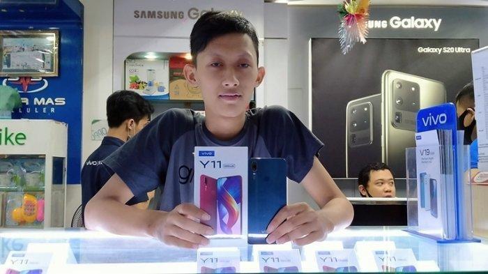 Harga HP Vivo Y11 Mulai Rp 1 Jutaan