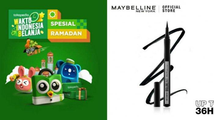 Harga Maybelline Line Tattoo High Impact Eyeliner, Simak Promo Tokopedia 2021