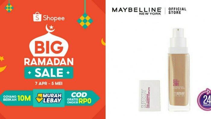 Harga Maybelline Superstay Liquid Matte Foundation, Simak Promo Shopee 2021