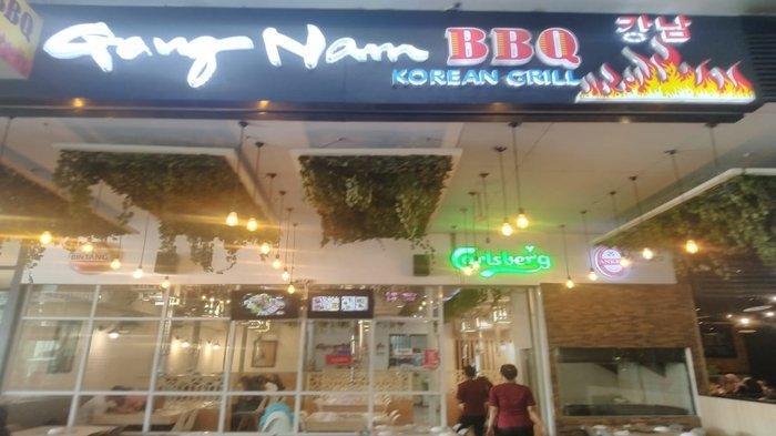 Harga Menu Gang Nam BBQ Korean Grill 2020, Daftar Menu Terbaru Gang Nam BBQ Korean Grill