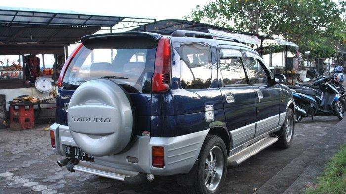 Harga Mobil Bekas Daihatsu Taruna Tahun 2000 Cuma Rp 45 Juta Tribun Lampung