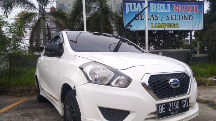 Harga Mobil Bekas Datsun Go Panca dan Datsun Go Plus Panca di Bandar Lampung, Mulai Rp 50 Jutaan