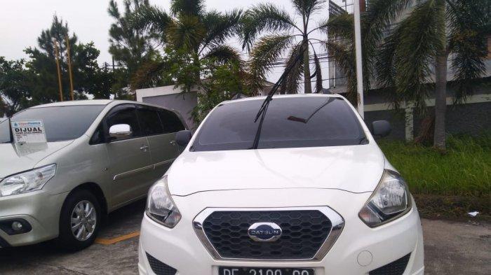 Datsun Go Panca di Gatra Jaya Mobilindo, Ilustrasi Harga Mobil Bekas Datsun Go Panca dan Datsun Go Plus Panca di Bandar Lampung