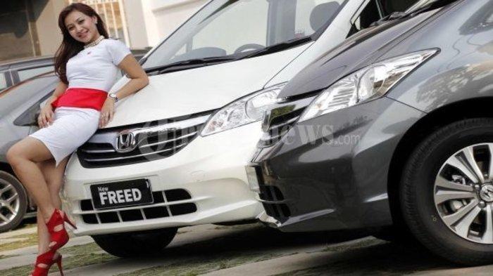 Harga Mobil Bekas Honda Freed di Bandar Lampung, Mulai Rp 120 Jutaan
