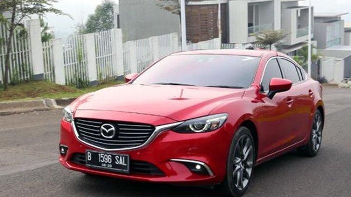 Daftar Harga Mobil Bekas Mazda 6, Mulai Rp 110 Juta