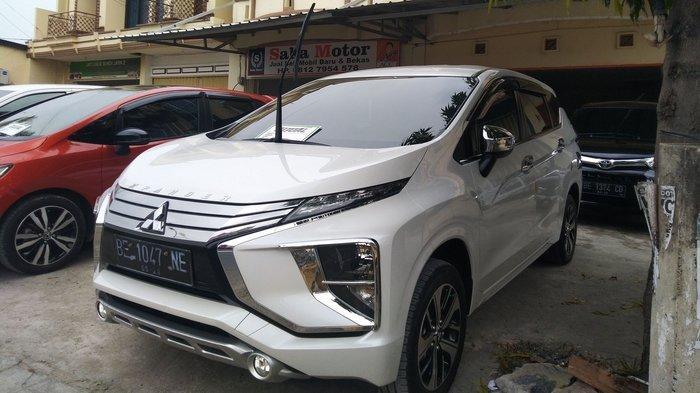 Harga Mobil Bekas Mitsubishi Xpander Di Bandar Lampung Mulai Rp 160 Jutaan Tribun Lampung