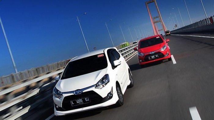 Harga Mobil Bekas Toyota Agya 2019, Mulai dari Rp 70 Jutaan hingga Rp 100 Jutaan