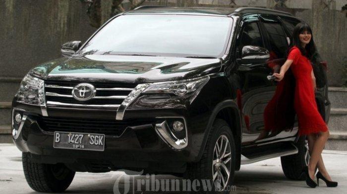 Harga Mobil Bekas Toyota Fortuner 2005 Rp 100 Jutaan Lihat Juga Harga Mobil Bekas All New Fortuner Tribun Lampung