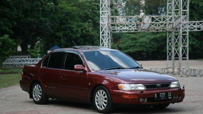 Harga Mobil Bekas Toyota Great Corolla Tahun 2019 Rp 40 Jutaan Tahun 1993 Tribun Lampung