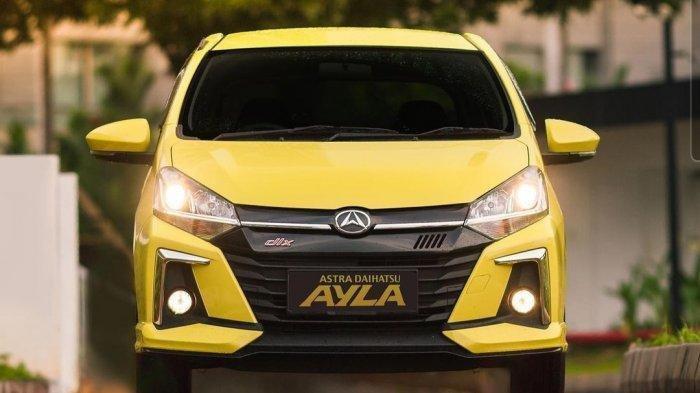 Info Mobil, Berikut Spesifikasi dan Harga Mobil Daihatsu Ayla All Series di Lampung