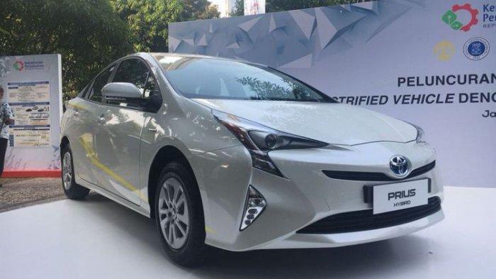 Harga Mobil Toyota Naik pada Januari 2019, Maksimal sampai Rp 25 juta
