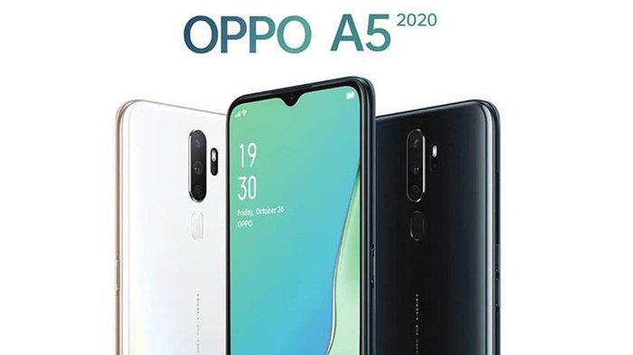 Harga HP Oppo A5, Dibanderol Rp 2 Jutaan