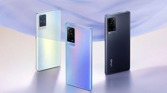 Harga Ponsel Vivo X60 dan X60 Pro 2021, Ponsel dengan Kamera Zeiss dan Exynos 1080