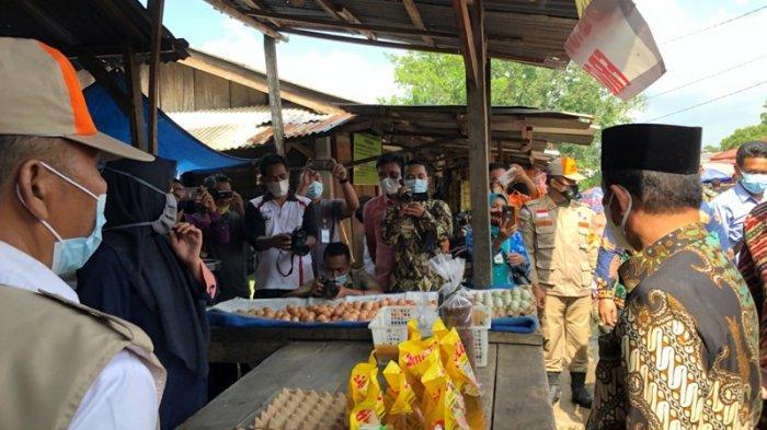 Harga Telur Ayam dan Minyak Goreng Kemasan di Lampung Utara Ikut Naik