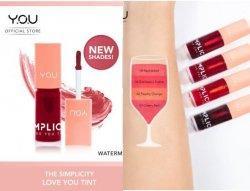 Harga The Simplicity Love You Tint by You Makeups, Simak Promo Shopee 2021