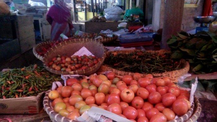 Harga Tomat di Tanggamus Lampung Bertengger di Atas Rp 10 Ribu, Pedagang: Termasuk Tinggi