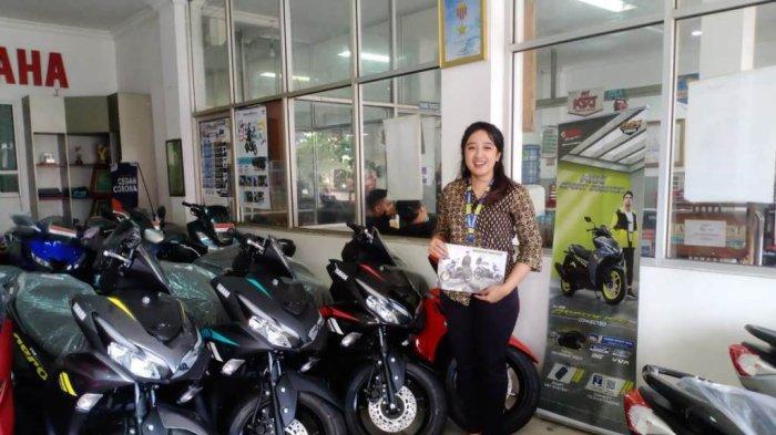 Info Motor Terbaru, Harga Yamaha Aerox 155 VVA 2021 Mulai Rp 26 Juta