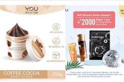 Harga YOU Daily Skin Goods SkinSational Body Scrub, Simak Promo Tokopedia 2021
