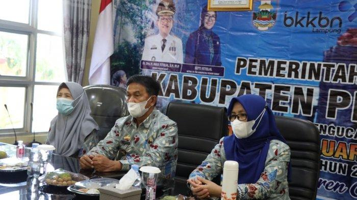 Wabup Pesisir Barat: Ketahanan Keluarga Diuji di Tengah Masa Pandemi